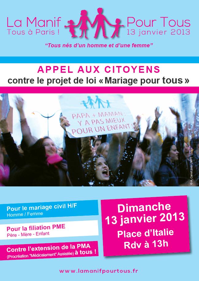 Tract de la manifestation dans Activités tract-13-janvier-recto