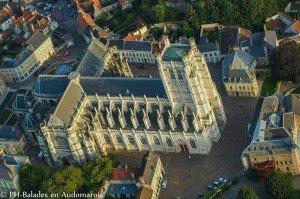 Cathédrale-de-Saint-omer